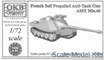 OKB-V72049 AMX Mle.46 French Self Propelled Anti-Tank Gun
