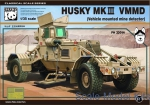 PAN-PH35014 Husky Mk.II VMMD (Vehicle mounted mine detector)