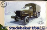 PST72022 Studebaker US6 WWII US cargo truck