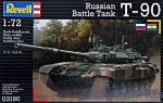 RV03190 Russian Battle Tank T-90