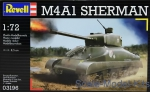 RV03196 M4A1 Sherman