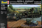 RV03204 Elefant, Fenneck and PzH 2000 Modern German Army