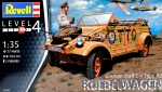 RV03253 German Staff Car Type 82 'Kubelwagen'