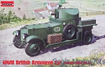 RN731 British armored car (Pattern 1920 Mk.I)