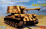 RFM-RM5013 Self-propelled gun T-34/122 (Egyptian army)