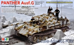 RFM-RM5016 Panther Ausf.G Early/ Late version w/ Full Interior