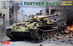 RFM-RM5018 Panther Ausf.G Early / Late productions