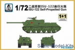 SMOD-PS720063 ISU-122 (2 models in the set)