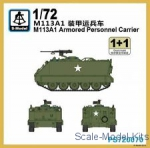 SMOD-PS720070 M113A1 (2 models in the set)