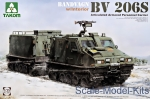 TAKOM2083 Bandvagn Bv 206S Articulated Armored Personnel Carrier