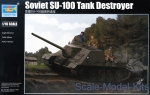 TR00915 Soviet SU-100 Tank Destroyer