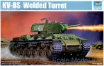TR01568 Soviet KV-8S Welded Turret