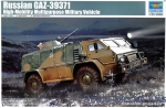 TR05594 Russian GAZ 39371 High-Mobility multipurpose military vehicle