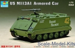 TR07238 US M113A1 Armored car