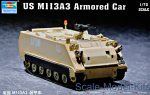 TR07240 US M113A3 Armored Car