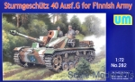 UM282 Sturmgeschutz 40 Ausf.G for Finnish Army