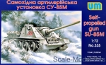 UM335 SU-85M WW2 Soviet self-propelled gun