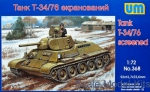UM368 T34/76-E screened tank