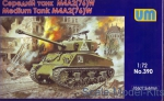 UM390 1/72 UniModels 390 - Medium tank M4A2(76)W