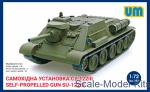 UM392 Self-propelled artillery gun SU-122 III