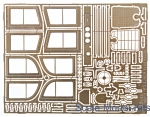 Vmodels35007 Photoetched set for Sd.Kfz.1 Type 170VK