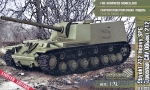 ZEB-SEA023 Object 212 Heavy SPG