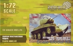 ZEB-SEA027 BT-7 Light Tank. Pilot #2