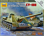 ZVE6211 Soviet tank destroyer