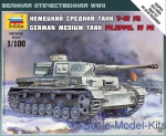 ZVE6251 German medium tank T-IV F2