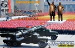 ZZ-C87100 S-125 Newa North Korean airdefense system (conversion set)
