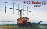 ZZ87026 P-12 Soviet radar vehicle