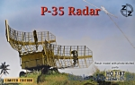 ZZ87027 P-35 Soviet radar vehicle