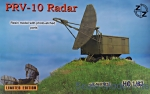 ZZ87029 PRV-10 Soviet radar vehicle
